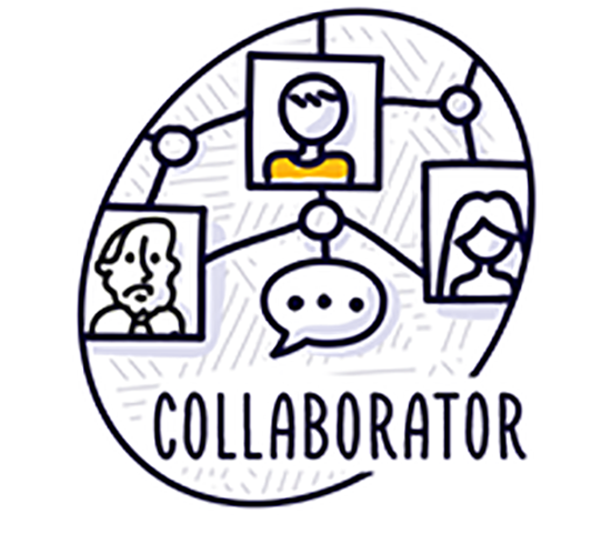 Collaborator assignments